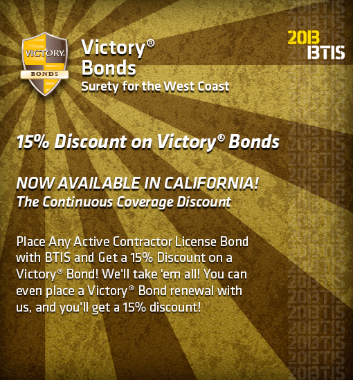 Victory Bonds Discount